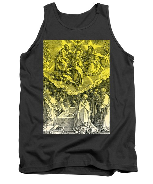 Assumption Of Mary Tank Top