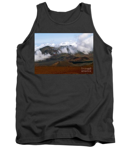 At The Rim Of The Crater Tank Top
