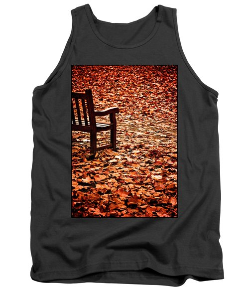 Autumnal Colours Tank Top