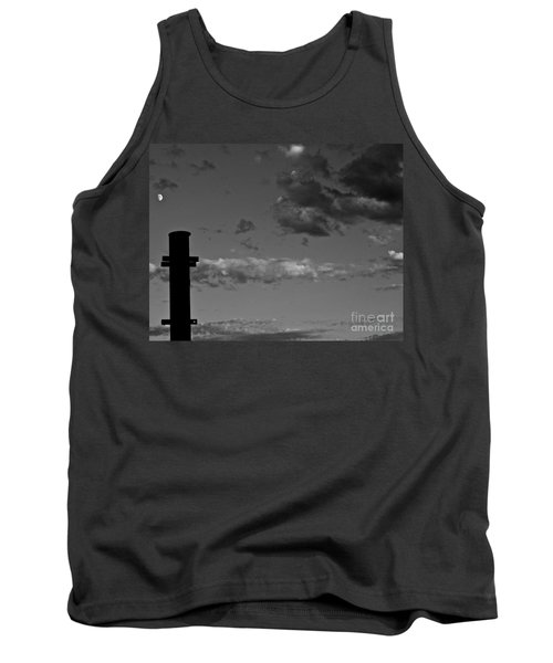 ...babel...to The Moon Tank Top