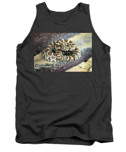 Baby Rattle Tank Top by Anthony Jones
