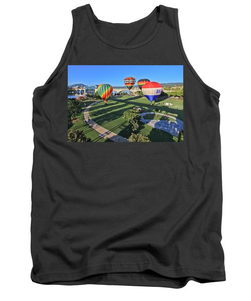 Balloons In Coolidge Park Tank Top