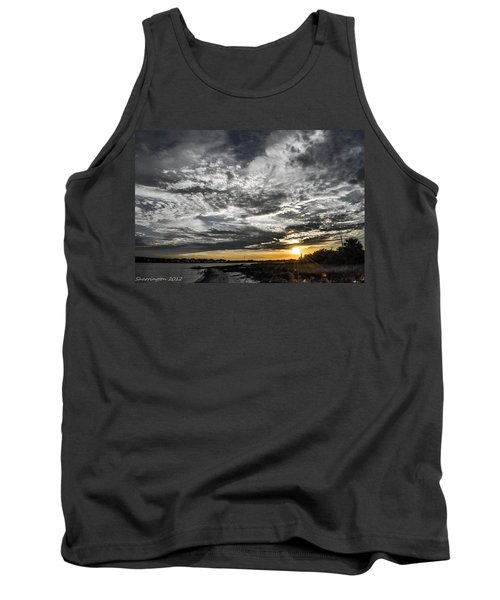 Beautiful Days End Tank Top