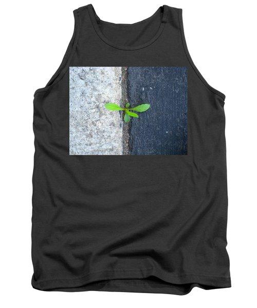 Grows Here Tank Top by John King
