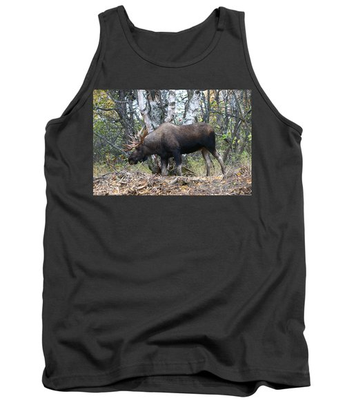 Tank Top featuring the photograph Big Body by Doug Lloyd