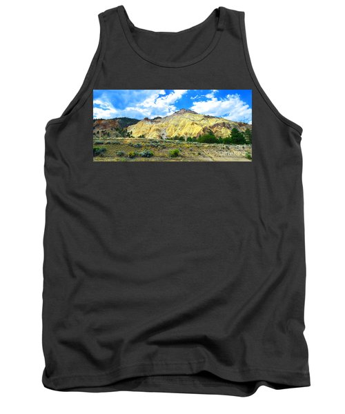 Big Rock Candy Mountain - Utah Tank Top