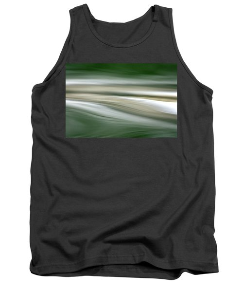 Breath On The Water Tank Top by Cathie Douglas