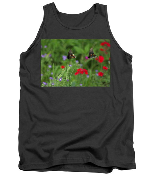 Butterfly Chase Tank Top