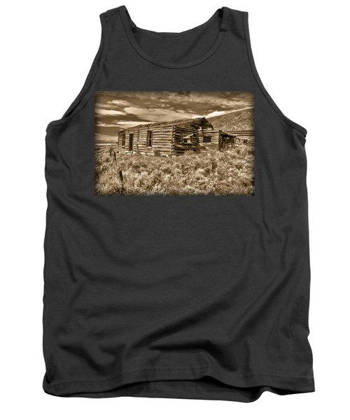 Cabin Fever Tank Top