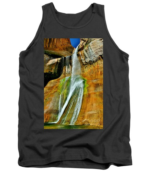 Calf Creek Falls II Tank Top