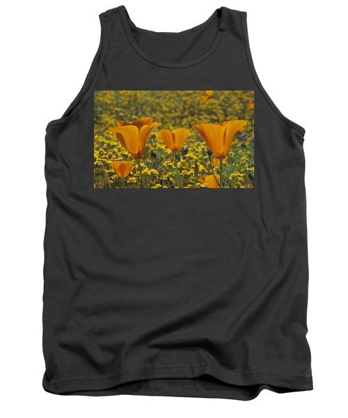 California Gold Tank Top