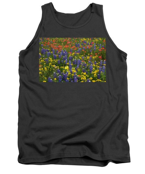 Central Texas Mix Tank Top
