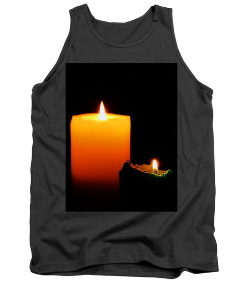 Christmas Wishes Tank Top