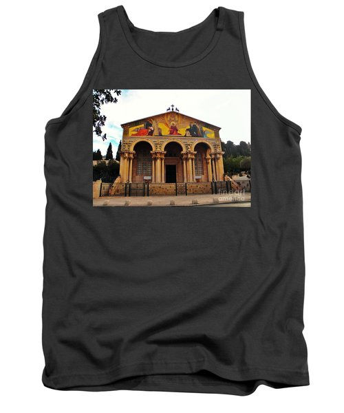 Church Of All Nations  Tank Top