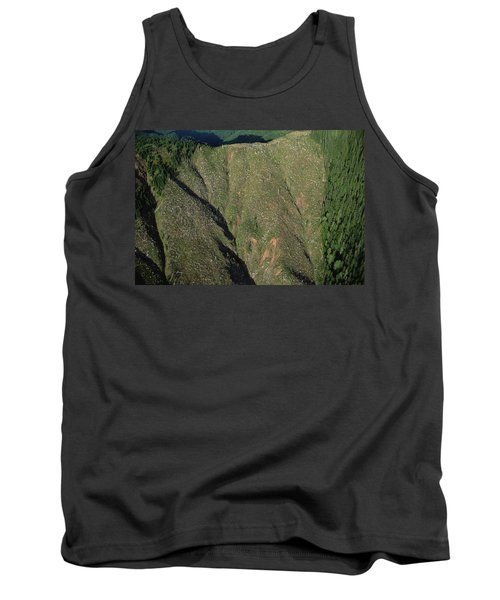 Clear Cutting, Olympic National Park Tank Top