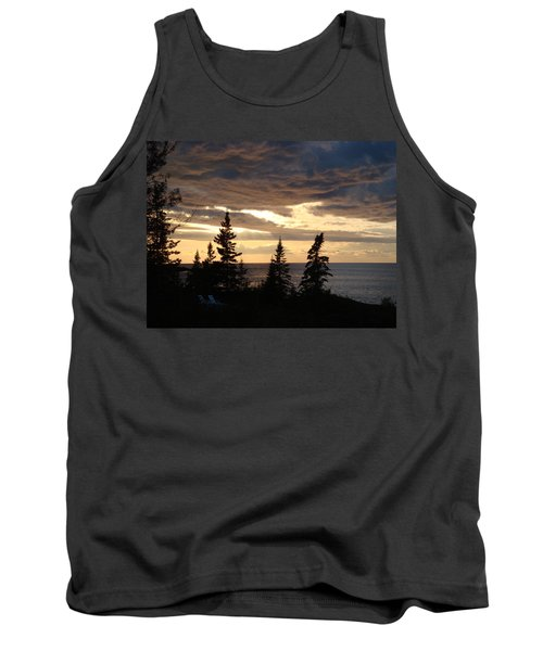 Tank Top featuring the photograph Clearing Sky by Bonfire Photography