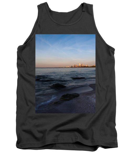 Cleveland From The Shadows Tank Top