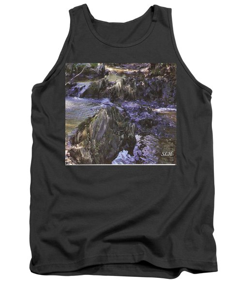 Colors In The Stream Tank Top