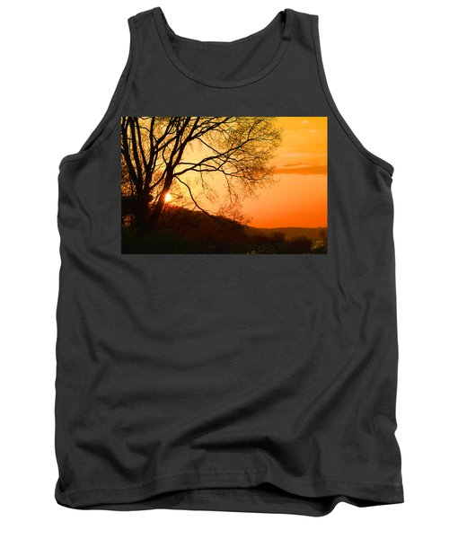 Coming Up Tank Top