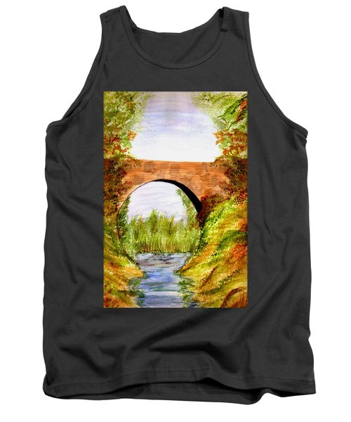 Country Bridge Tank Top