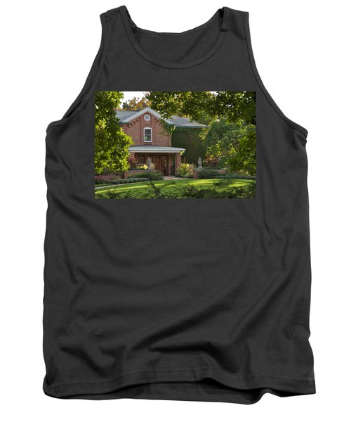 Tank Top featuring the photograph Cowles House by Joseph Yarbrough