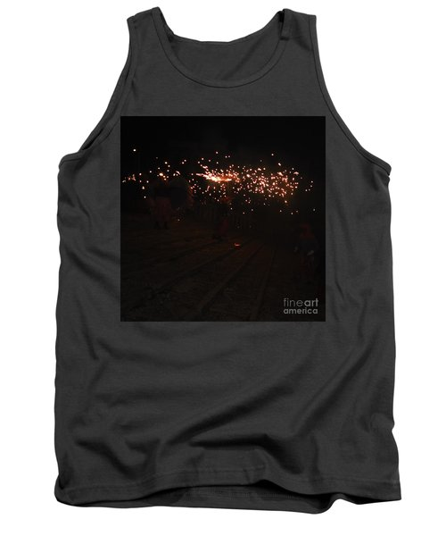 Demons Down The Stairs Tank Top