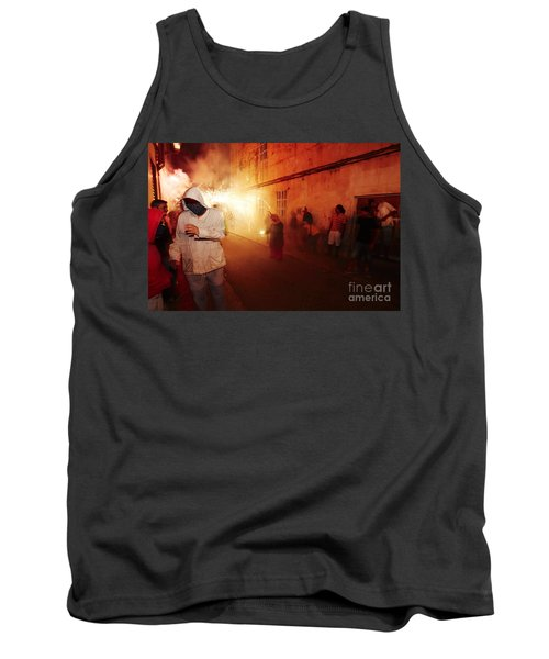 Demons In The Street Tank Top