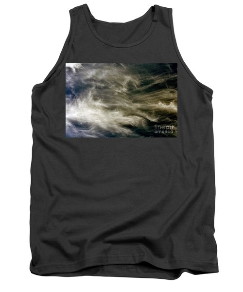 Dirty Clouds Tank Top by Clayton Bruster