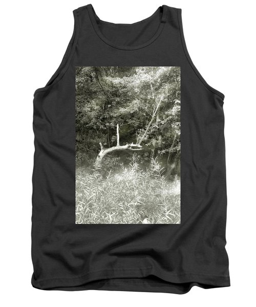 Tank Top featuring the photograph Dragon Bones by Mary Almond