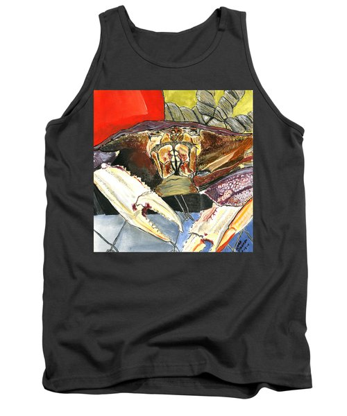 Dungeness Tank Top