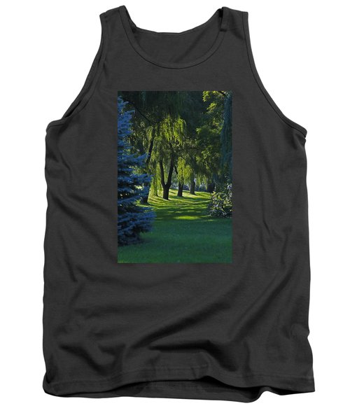 Tank Top featuring the photograph Early Morning by John Stuart Webbstock