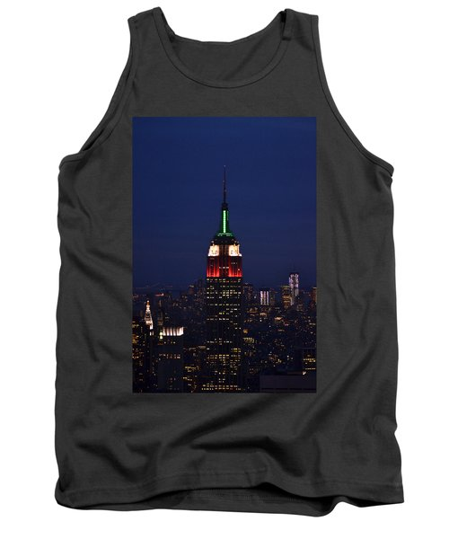 Empire State Building1 Tank Top