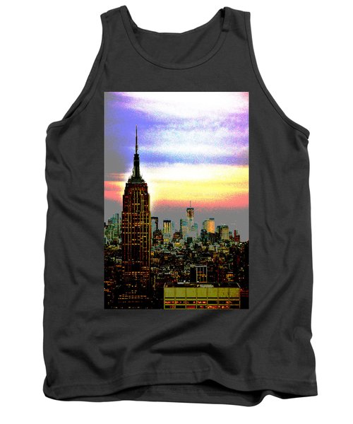 Empire State Building4 Tank Top