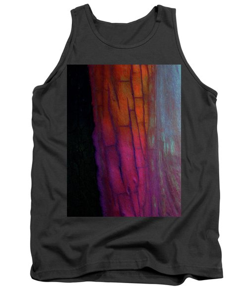 Tank Top featuring the digital art Enter by Richard Laeton