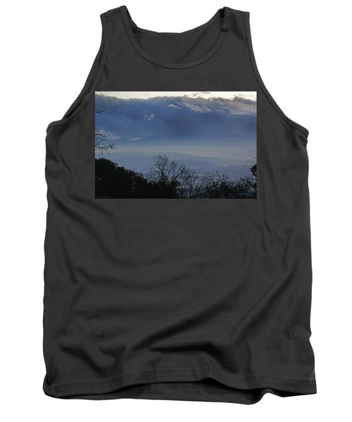 Tank Top featuring the photograph Evening At Grants Pass by Mick Anderson
