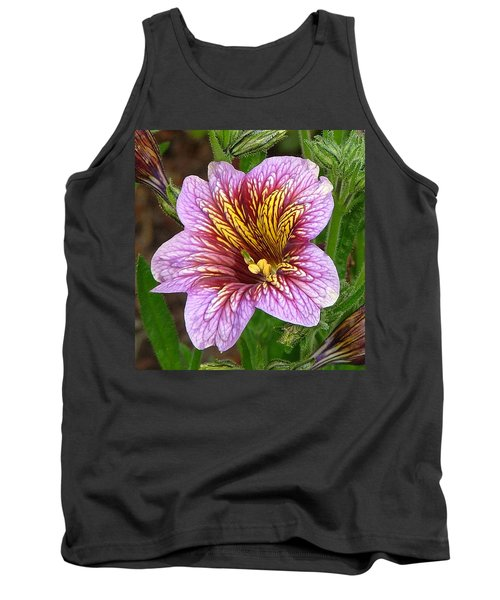 Exploding Beauty Tank Top