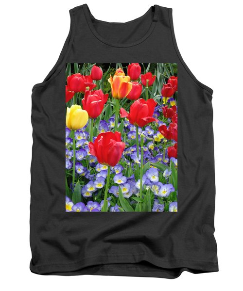 Tank Top featuring the photograph Exultation by Rory Sagner