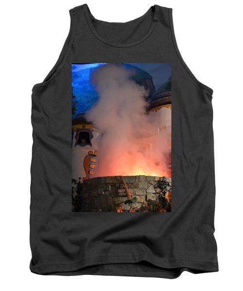 Fiery Entrance Tank Top
