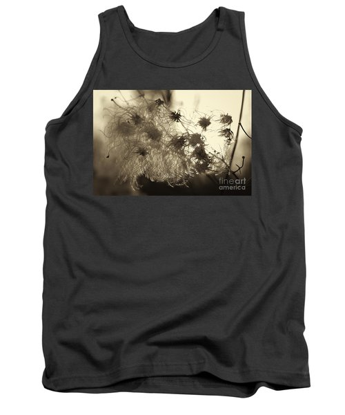 Tank Top featuring the photograph Filaments by Eunice Gibb