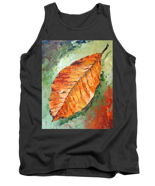 First To Fall Tank Top