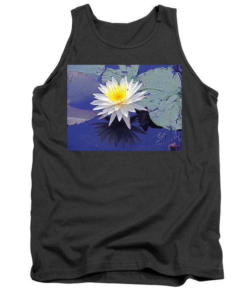Flowering Lily-pad- St Marks Fl Tank Top