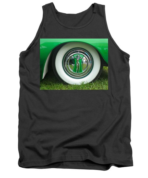 Tank Top featuring the photograph Ford 1946 by Anna Ruzsan