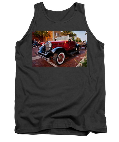 Ford Roadster Tank Top