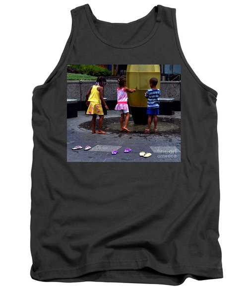 Fountain Of Youth Tank Top