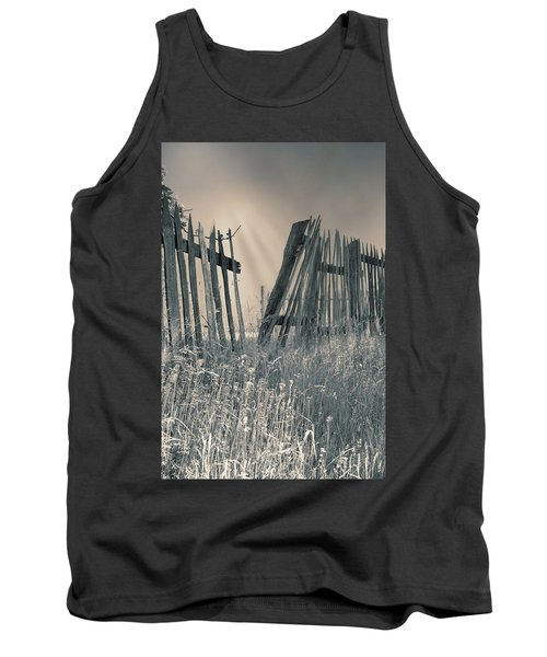 Tank Top featuring the photograph Freedom by Mary Almond