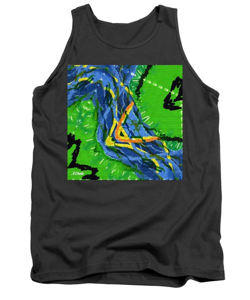Freedom River Tank Top