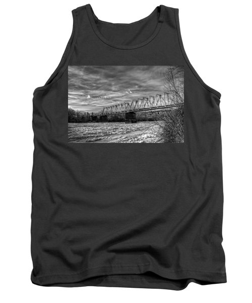 Frozen Tracks Tank Top