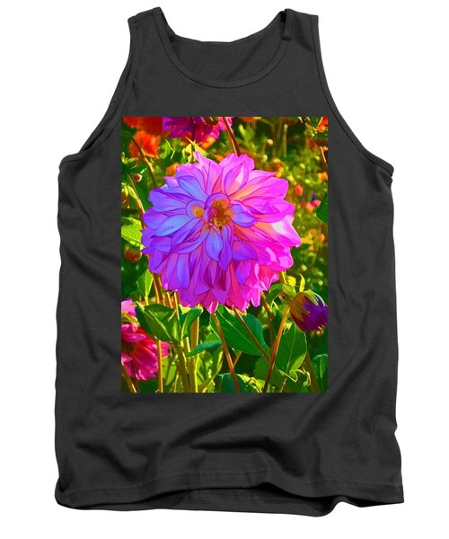 Fuchsia Delight Tank Top