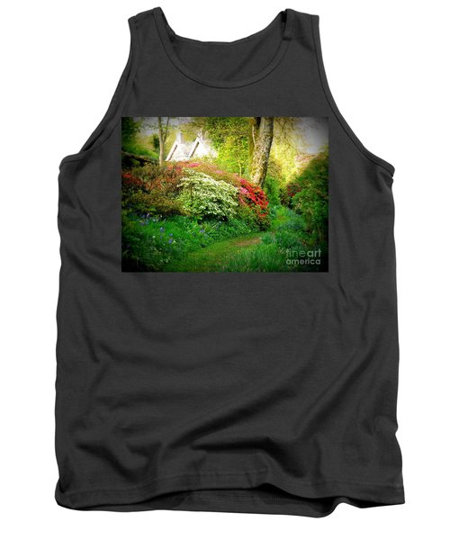 Gardens Of The Old Rectory Tank Top