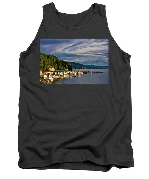 Tank Top featuring the photograph Garfield Bay by Albert Seger
